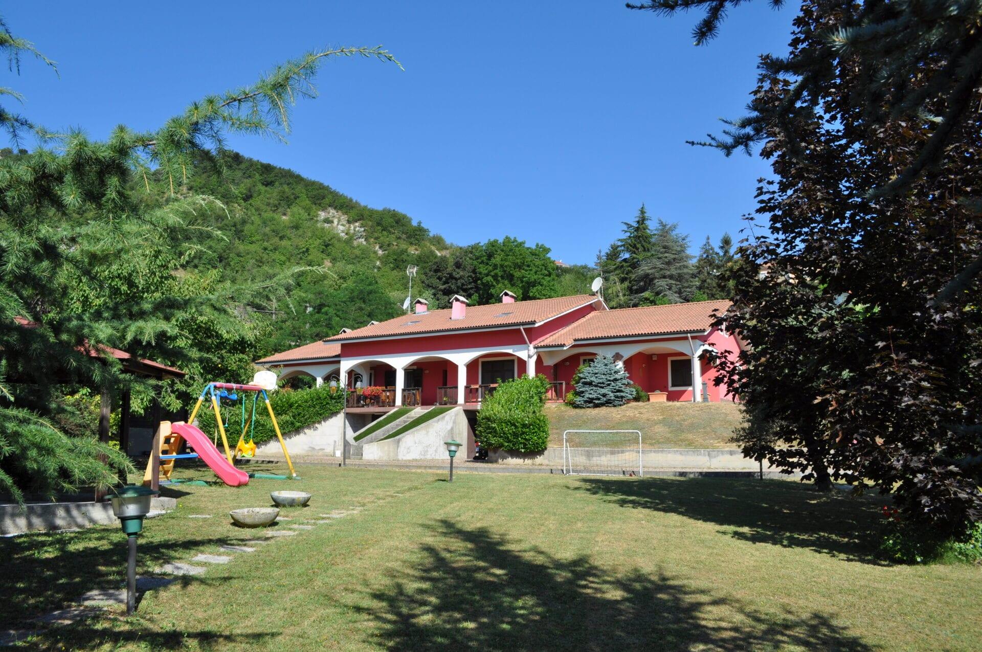 Porzione di Villa Casalidora